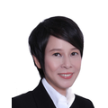 Jojo Fum real estate agent of Huttons Asia Pte Ltd