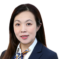 Winnie Wong real estate agent of Huttons Asia Pte Ltd