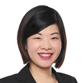 Yvette Sim real estate agent of Huttons Asia Pte Ltd