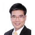 Wilson Tham real estate agent of Huttons Asia Pte Ltd