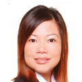 Serene Wong real estate agent of Huttons Asia Pte Ltd