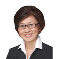Theresa Lim real estate agent of Huttons Asia Pte Ltd