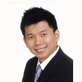 Melvin Lee real estate agent of Huttons Asia Pte Ltd