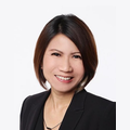 Joan Liu real estate agent of Huttons Asia Pte Ltd