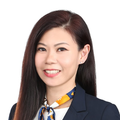 Felicia Ang real estate agent of Huttons Asia Pte Ltd