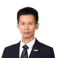 Edward Pang real estate agent of Huttons Asia Pte Ltd