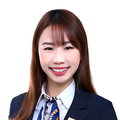 Diana Lee real estate agent of Huttons Asia Pte Ltd