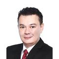 Simon Dawson real estate agent of Huttons Asia Pte Ltd