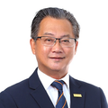 Ricardo Goh real estate agent of Huttons Asia Pte Ltd