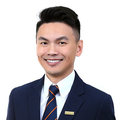 Aloysius Toh real estate agent of Huttons Asia Pte Ltd