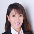Vivien Loi real estate agent of Huttons Asia Pte Ltd