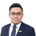 Kenny Eng  real estate agent of Huttons Asia Pte Ltd