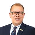 Hua Peng Goh  real estate agent of Huttons Asia Pte Ltd