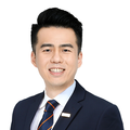 Jayden Ong real estate agent of Huttons Asia Pte Ltd