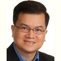 Joel Sim real estate agent of Huttons Asia Pte Ltd
