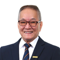 Robert Tan real estate agent of Huttons Asia Pte Ltd