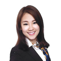 Gina Poa real estate agent of Huttons Asia Pte Ltd