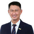 Gabriel Tan real estate agent of Huttons Asia Pte Ltd