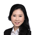 Maggie Yang real estate agent of Huttons Asia Pte Ltd
