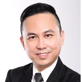 Adrian Tan real estate agent of Huttons Asia Pte Ltd