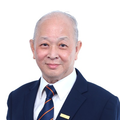 Christopher Tan  real estate agent of Huttons Asia Pte Ltd