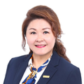 Annie Teo real estate agent of Huttons Asia Pte Ltd
