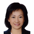 Jenny Seah real estate agent of Huttons Asia Pte Ltd