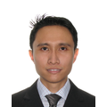 George Chua real estate agent of Huttons Asia Pte Ltd