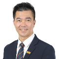 Kenn Tok real estate agent of Huttons Asia Pte Ltd