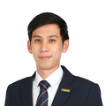 Zhuo Rui Ang  real estate agent of Huttons Asia Pte Ltd