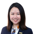 Megah Yang real estate agent of Huttons Asia Pte Ltd