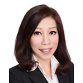 Jocelyn Chong real estate agent of Huttons Asia Pte Ltd