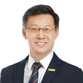 David Teng real estate agent of Huttons Asia Pte Ltd