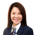 Jesslyn Tan  real estate agent of Huttons Asia Pte Ltd