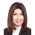 Jennifer Tan real estate agent of Huttons Asia Pte Ltd