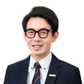 Casimir Chia real estate agent of Huttons Asia Pte Ltd