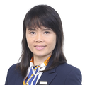 May Wong real estate agent of Huttons Asia Pte Ltd