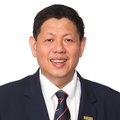 Alvin Lim  real estate agent of Huttons Asia Pte Ltd