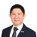 John Yee real estate agent of Huttons Asia Pte Ltd