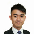 Max Leow real estate agent of Huttons Asia Pte Ltd