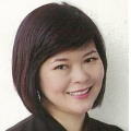 Judy Han real estate agent of Huttons Asia Pte Ltd