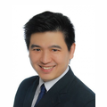 Calvin Chan real estate agent of Huttons Asia Pte Ltd