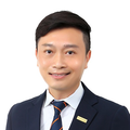 Mike Chew real estate agent of Huttons Asia Pte Ltd