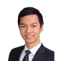 Winson Neo real estate agent of Huttons Asia Pte Ltd