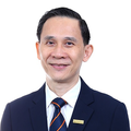 James Poon real estate agent of Huttons Asia Pte Ltd