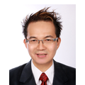 Larry Low real estate agent of Huttons Asia Pte Ltd