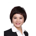 Eileen Tan real estate agent of Huttons Asia Pte Ltd