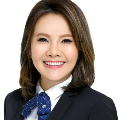 Sharon Ong real estate agent of Huttons Asia Pte Ltd