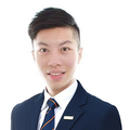 Jayden Toh real estate agent of Huttons Asia Pte Ltd