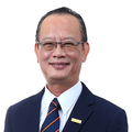 Benedict Wang real estate agent of Huttons Asia Pte Ltd